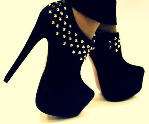 ankle boots, glorious ankle boots.