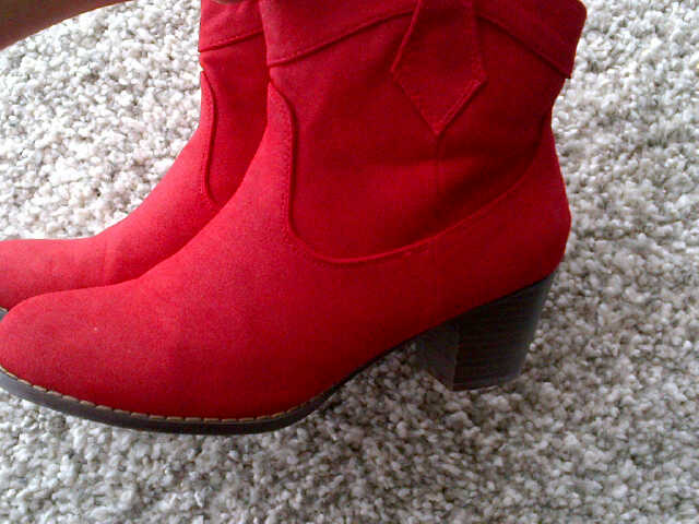 New Shooooes!