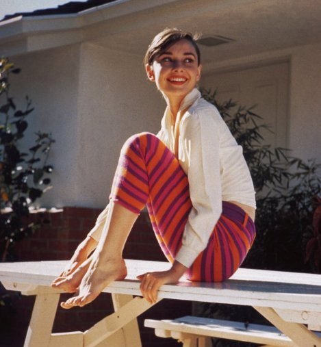Audrey Hepburn, A Style Icon