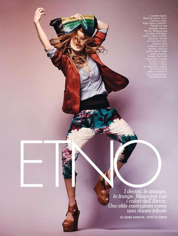 Overtly Expressive Editorials