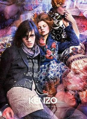 Kenzo Advert