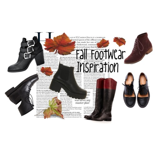 Fall Footwear Inspiration