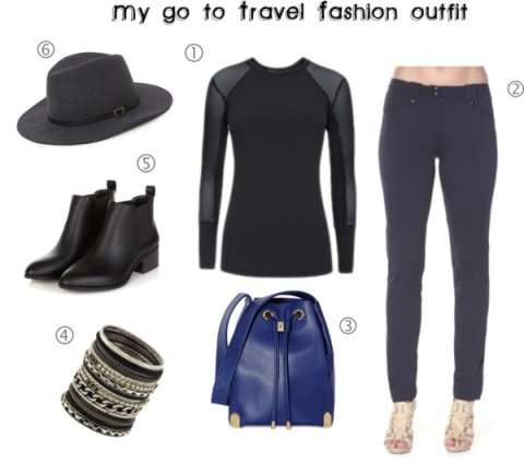 travel outfit inspiration